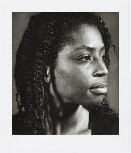 Lorna by Chuck Close at