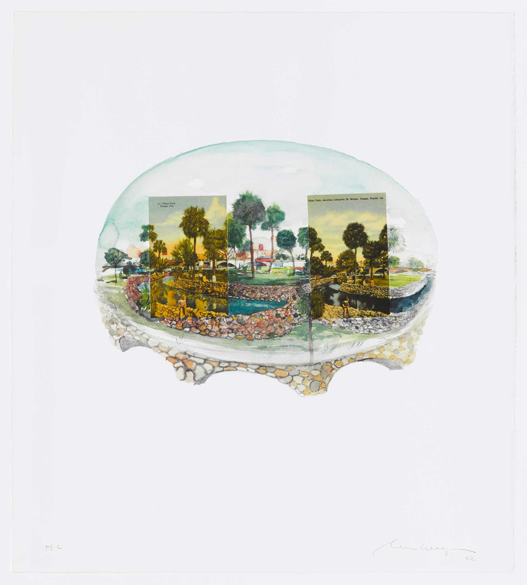 Souvenir by William Wegman