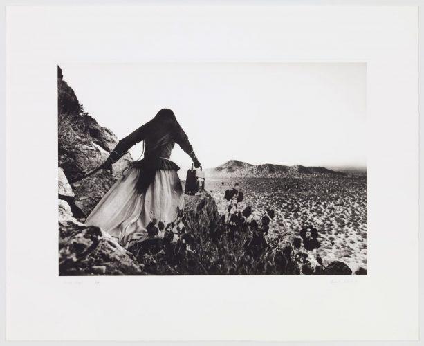 Mujer/angel by Graciela Iturbide
