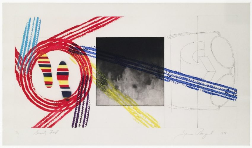 Gravity Feed by James Rosenquist