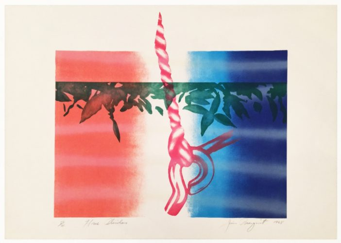 Horseblinders by James Rosenquist