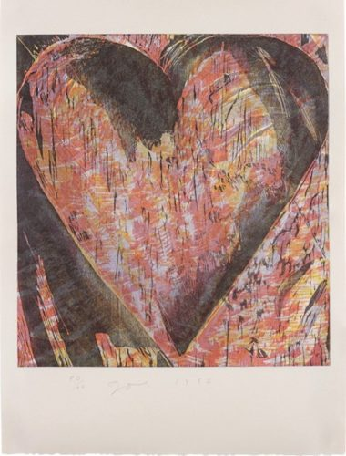 Untitled by Jim Dine