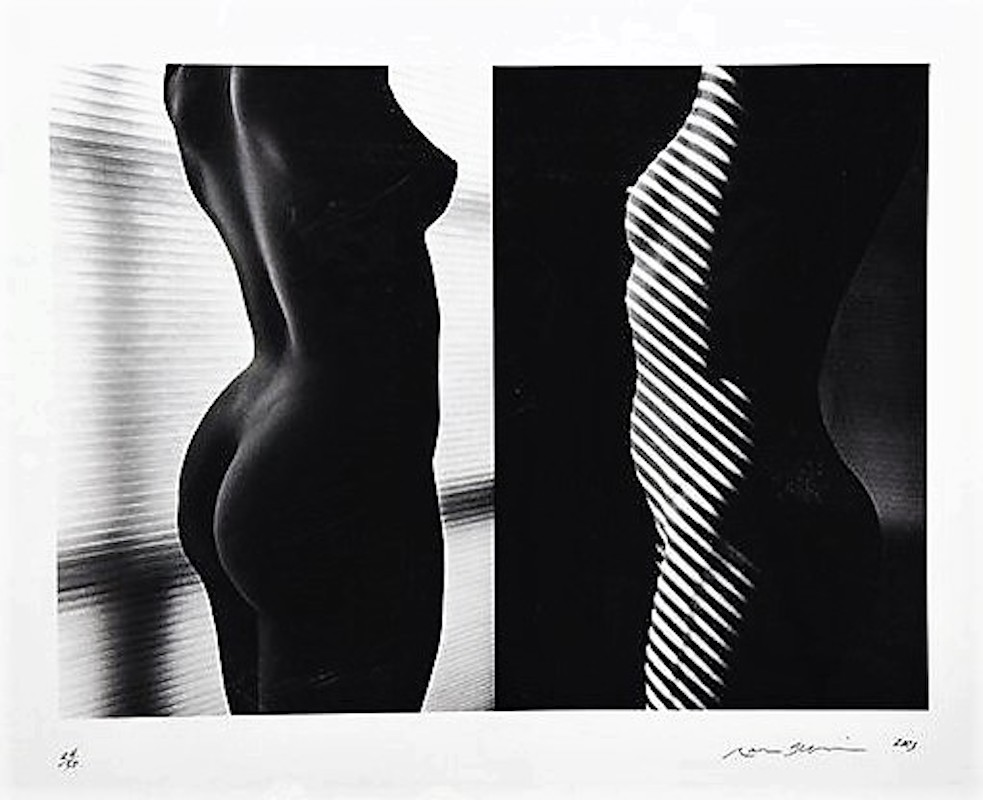 Two Nudes by Ralph Gibson