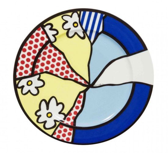 Untitled, 1990 by Roy Lichtenstein