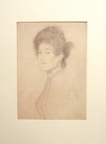 Untitled I.i by Gustav Klimt
