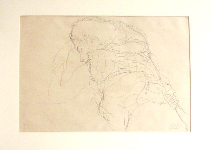 Untitled I.ii by Gustav Klimt