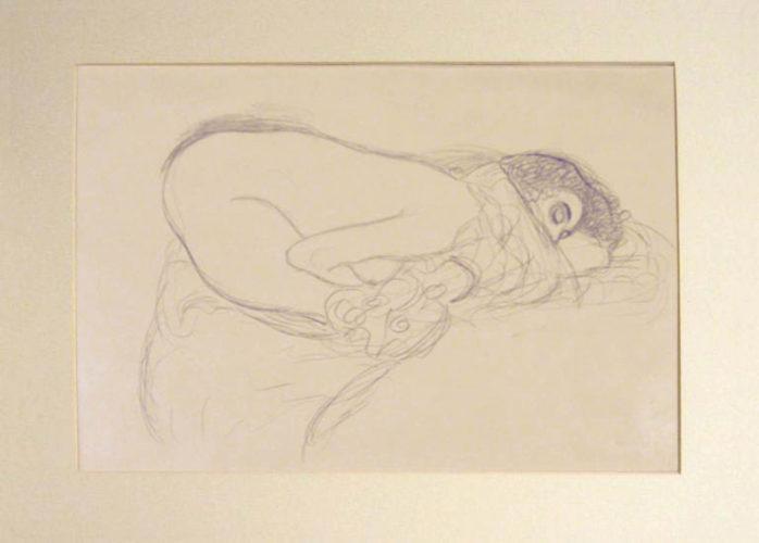 Untitled I.iii by Gustav Klimt