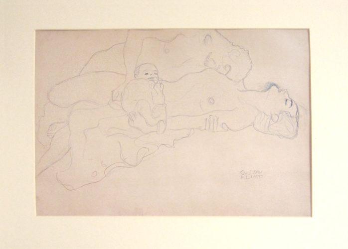 Untitled I.iv by Gustav Klimt