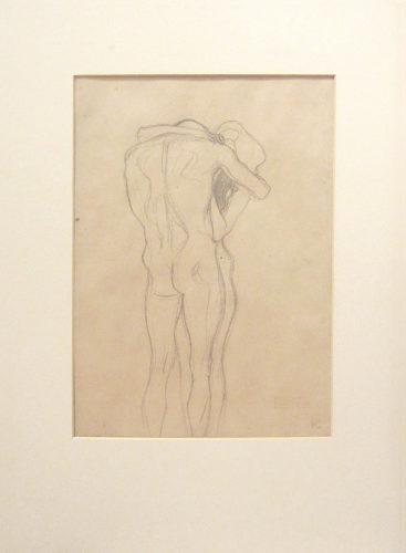Untitled I.v by Gustav Klimt