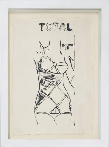 Total (F/S Cat. #IIIA.69) by Andy Warhol at Andy Warhol