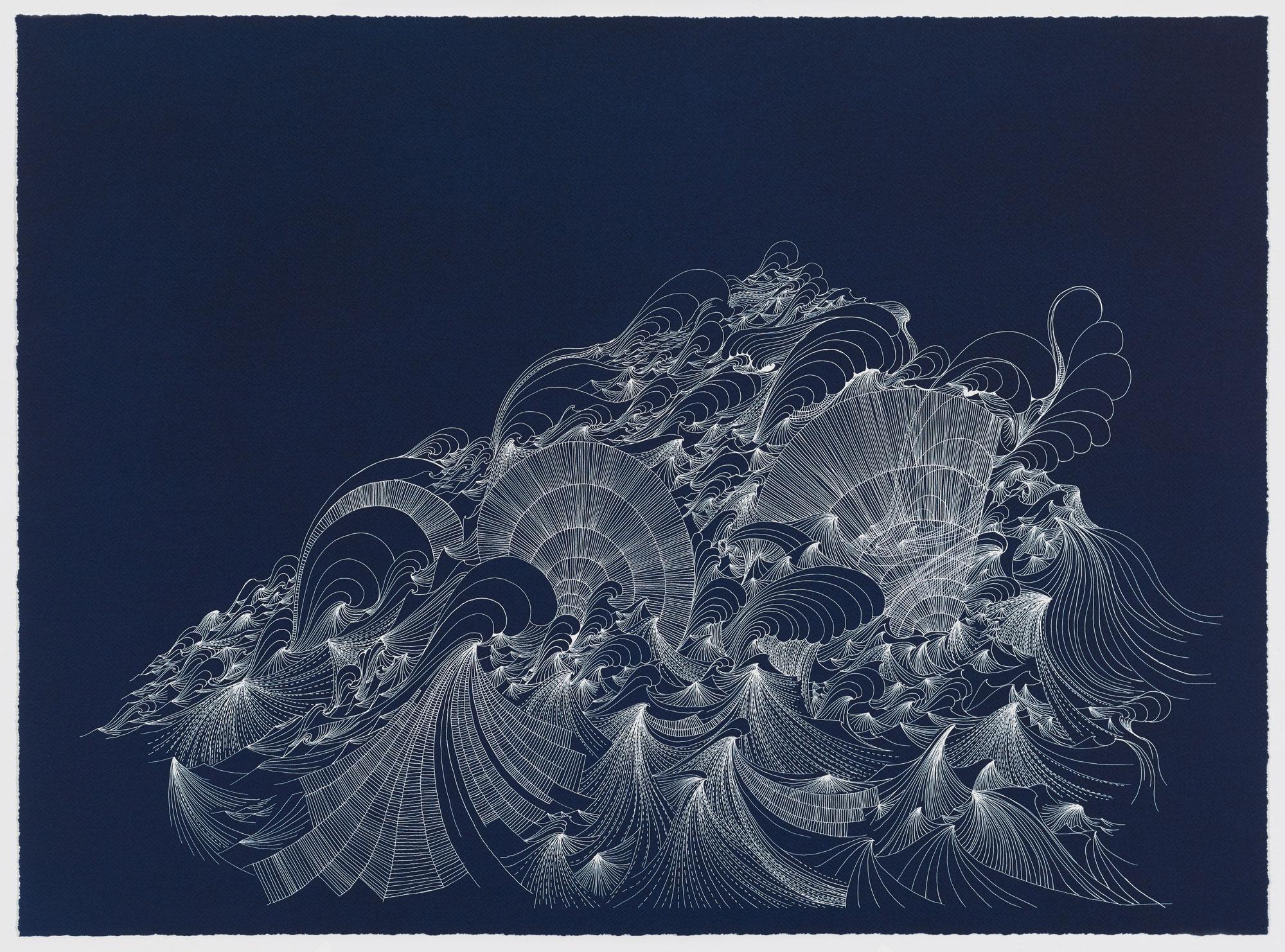 Open Sea by Sandra Cinto