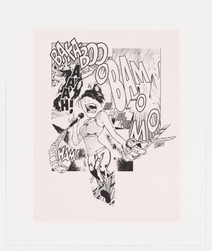 Baka Booo Bam by Christian Marclay