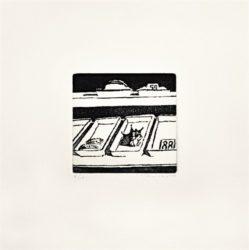 Delicatessen Trays by Wayne Thiebaud at