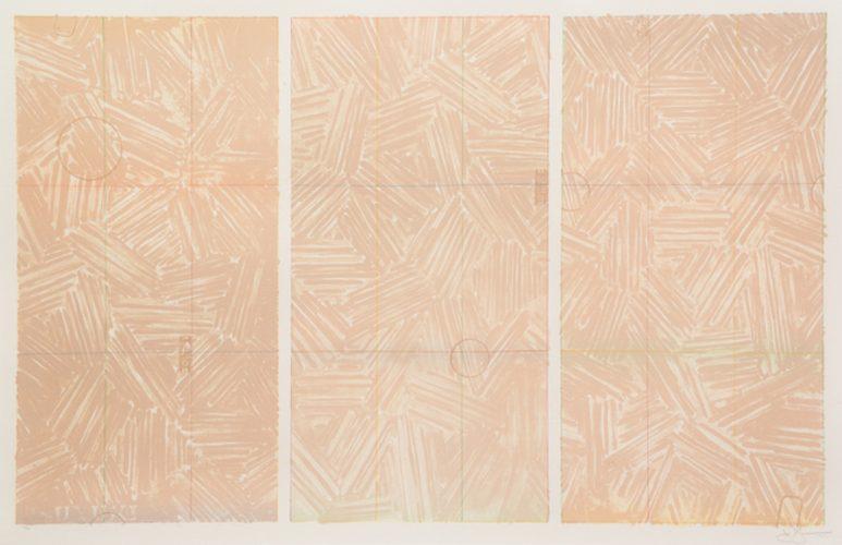 Usuyuki by Jasper Johns at Jasper Johns
