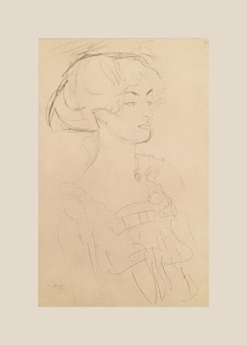 Untitled Ii.vii by Gustav Klimt