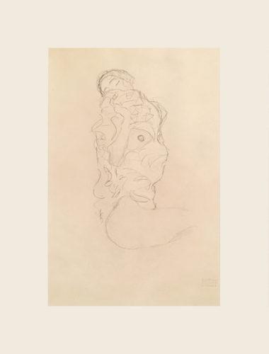 Untitled Ii.ix by Gustav Klimt