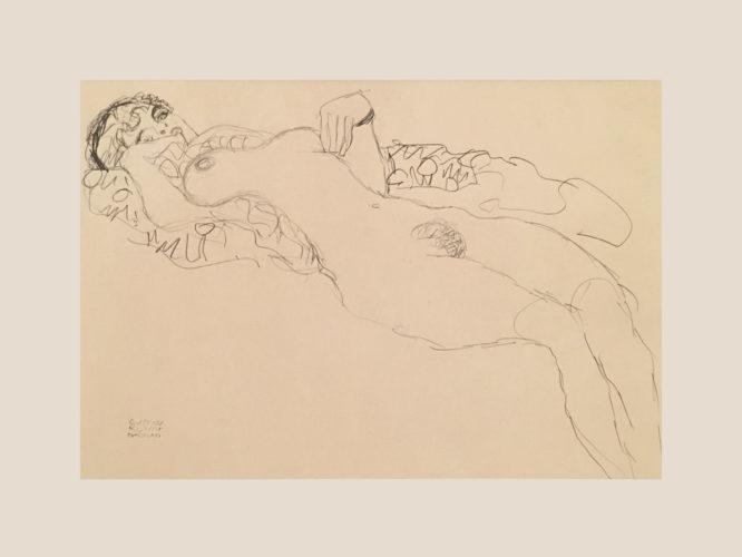 Untitled Ii.viii by Gustav Klimt