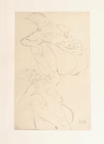 Untitled Ii.ii by Gustav Klimt