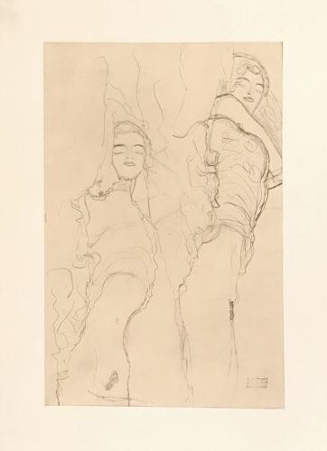 Untitled Ii.iv by Gustav Klimt