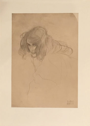 Untitled Ii.v by Gustav Klimt