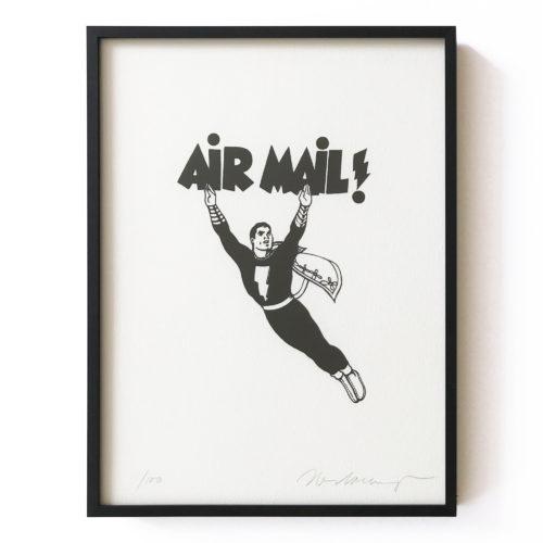 Air Mail by Mel Ramos at