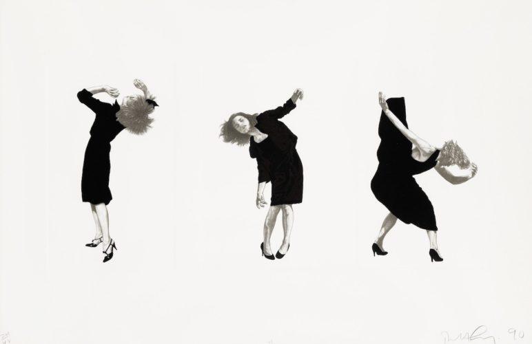 Untitled (ii) by Robert Longo at Robert Longo