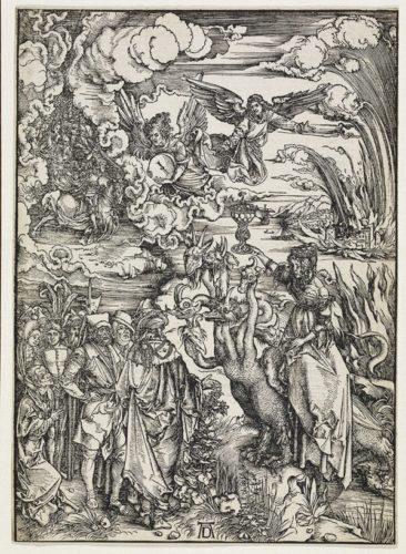 The Whore Of Babylon by Albrecht Durer