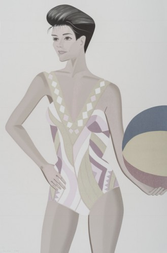 Chance 3 (darinka) by Alex Katz at Alex Katz