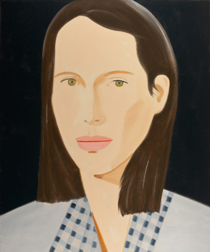 Christy by Alex Katz at