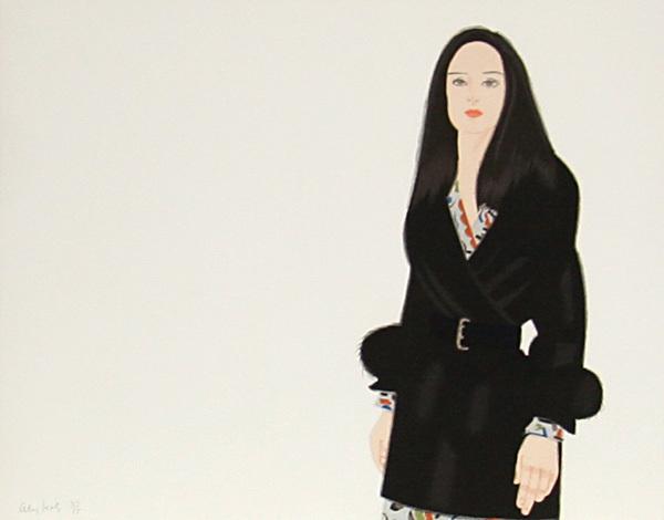 Maria I by Alex Katz