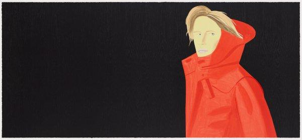 Nicole by Alex Katz