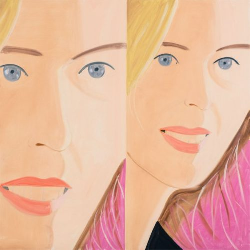 Sasha 2 by Alex Katz