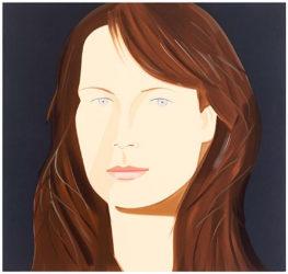 Sophia by Alex Katz at