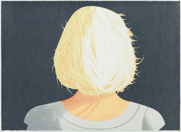 Tracy by Alex Katz at