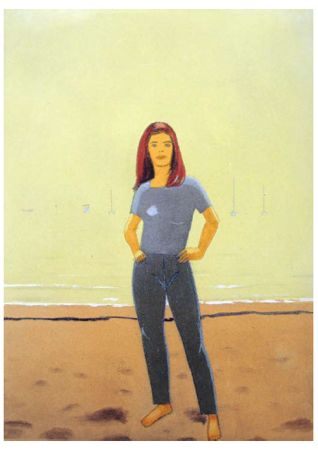 Untitled by Alex Katz at Alex Katz