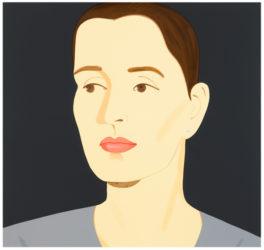 Vivien (bettencourt) by Alex Katz at