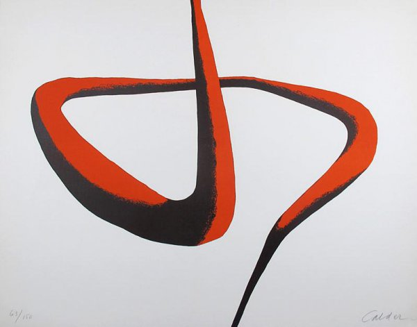Comp by Alexander Calder at