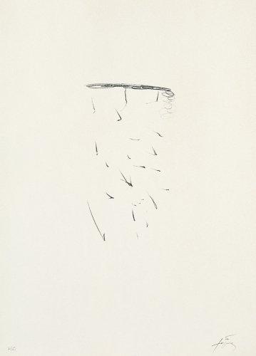 Clau-11 by Antoni Tapies