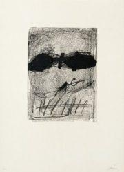 Clau-3 by Antoni Tapies at