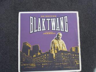 Blak Twang 2 by Banksy at