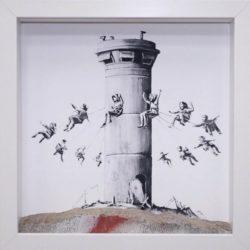 Walled Off Hotel Boxset by Banksy at