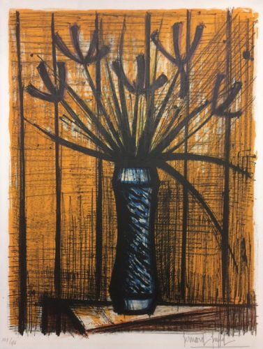 Le Iris by Bernard Buffet at ModernPrints.co.uk