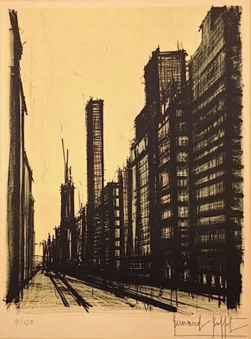 Prime Buy Bernard Buffet Prints Artworks Printed Editions Home Interior And Landscaping Ologienasavecom