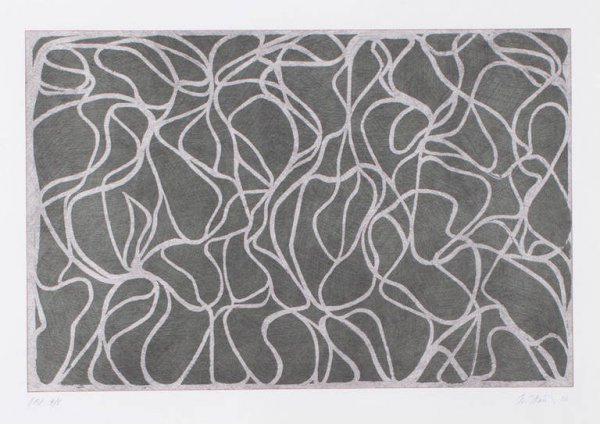 L.A. Muses by Brice Marden