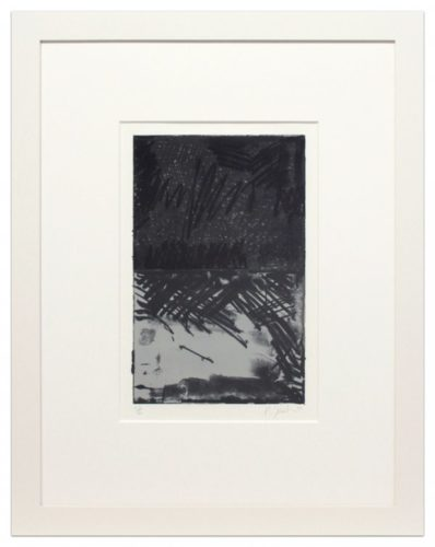 No. 3, From Untitled Press Series by Brice Marden