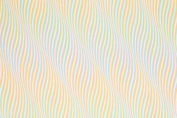 Untitled – Bronze by Bridget Riley
