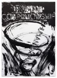 Human Companionship, Human Drain by Bruce Nauman at Krakow Witkin Gallery (IFPDA)