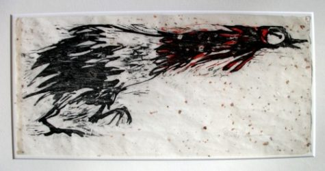 Rooster by Bruce Nauman at