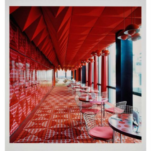 Spiegelkantine Iii by Candida Hofer at