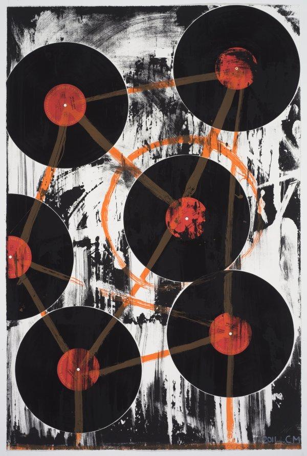 Thursday Miles by Chris Martin